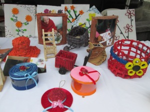 more handicrafts