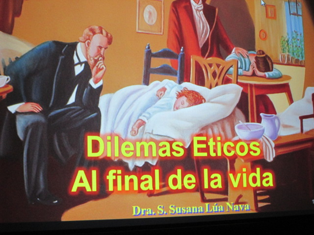 Ethical dilemmas at End-of-Life