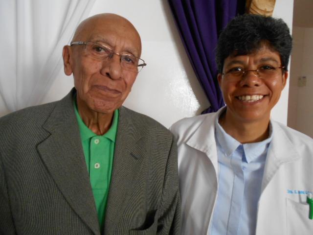 Dr. Gustavo y Dra Susana 21 de mayo 2016